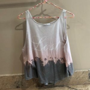 WILDFOX flowy tank top